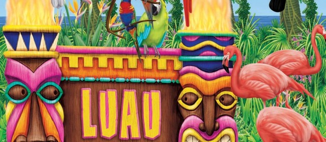Hawaiian Luau this Friday!