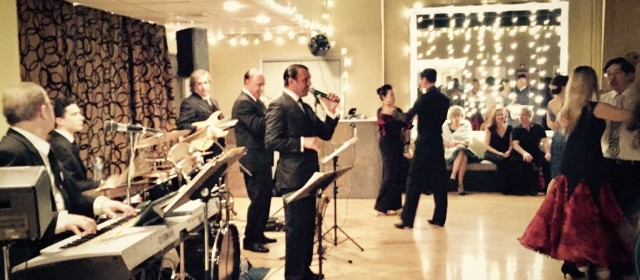 The Louis Del Prete Big Band at FUR BALL