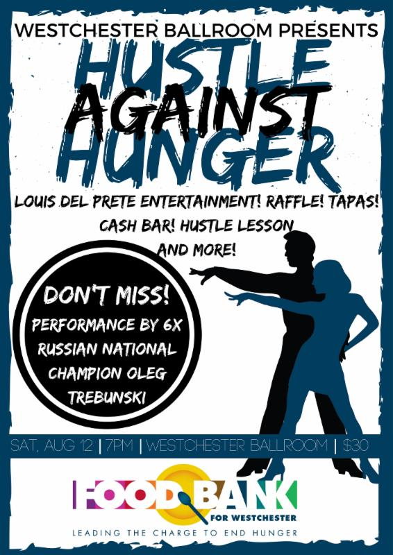 hustle against hunger