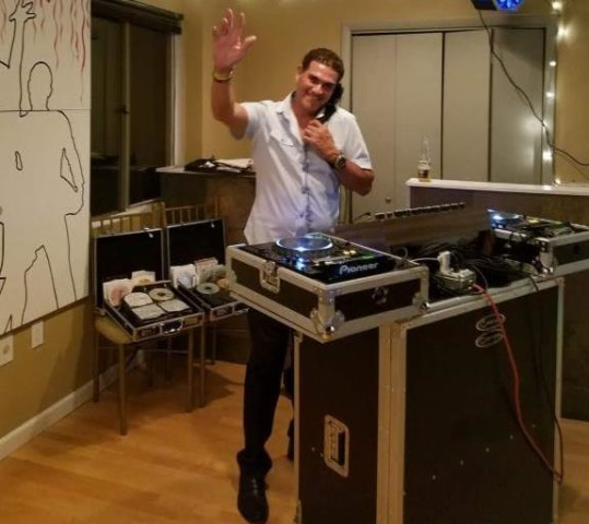 Hustle & Latin Dance Party at the Armonk House!