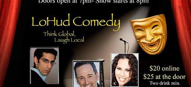 Comedy & Dancing SATURDAY NOVEMBER 4!