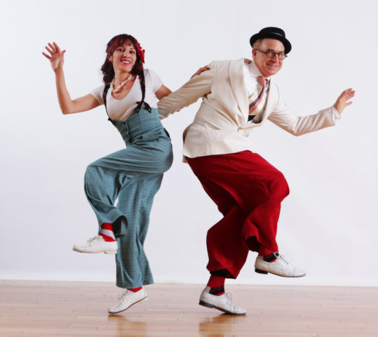 Swing & Jazz Workshop SAT JAN 13