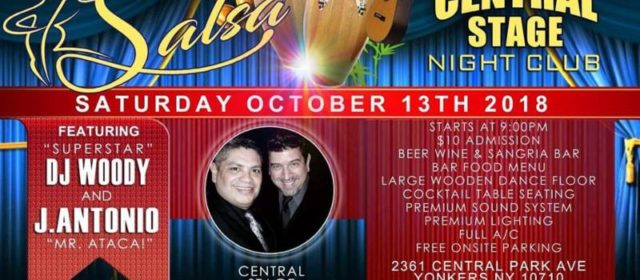 Salsa and Sangria Fest, Sat Oct 13!