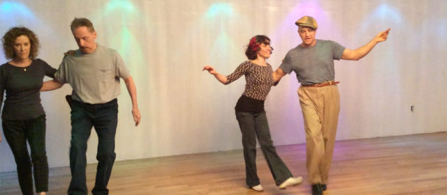 WED Swing Classes moved to THUR FEB 21st