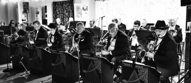 Big Band Masquerade Party with the Norm Hathaway Big Band